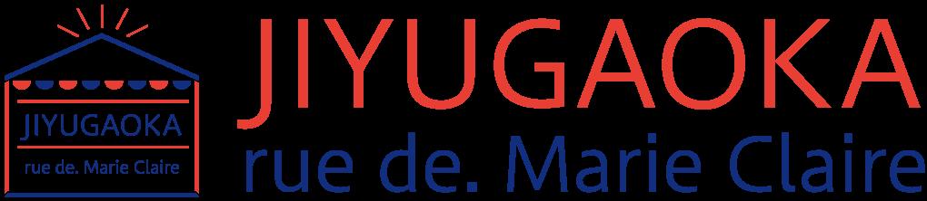 JIYUGAOKA rue de. Maie Claire
